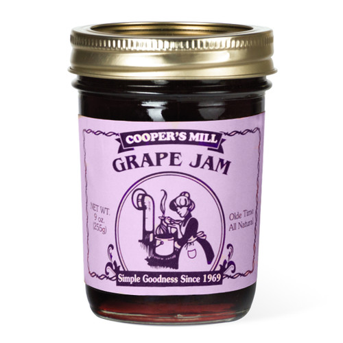 Grape Jam - Half Pint