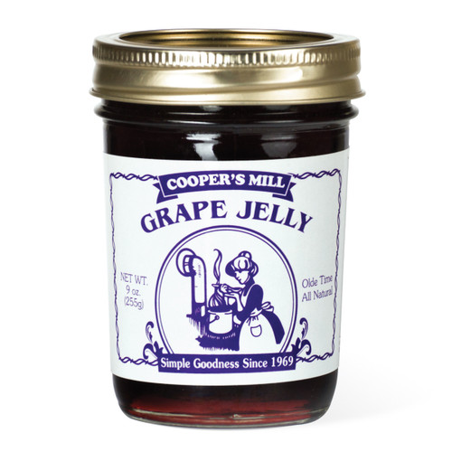 Grape Jelly - Half Pint