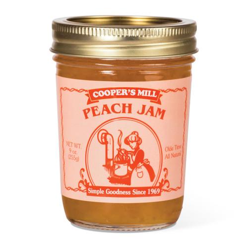 Peach Jam - Half Pint