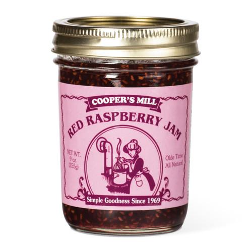 Red Raspberry Jam - Half Pint
