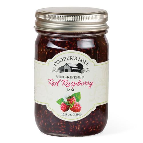 Orchard Reserve - Vine-Ripened Red Raspberry Jam