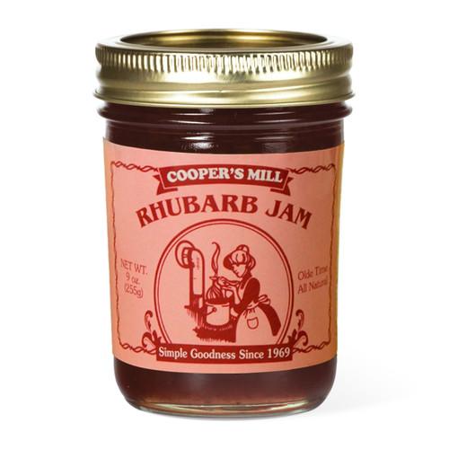 Rhubarb Jam - Half Pint