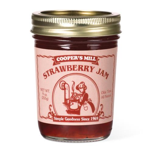 Strawberry Jam - Half Pint