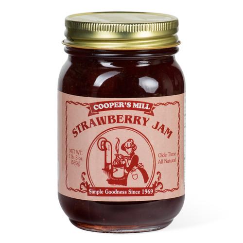 Strawberry Jam - Pint