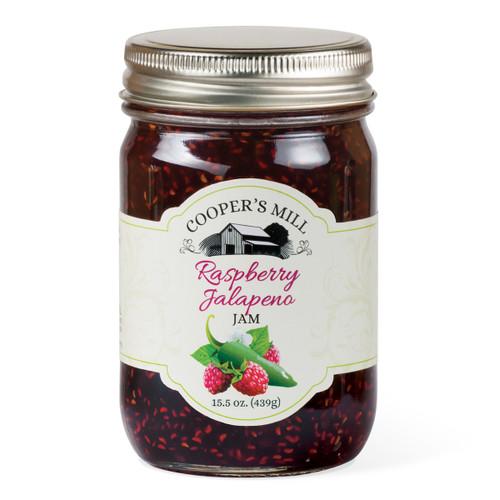 Orchard Reserve - Raspberry Jalapeno Jam