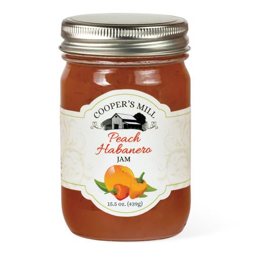 Orchard Reserve - Peach Habanero Jam