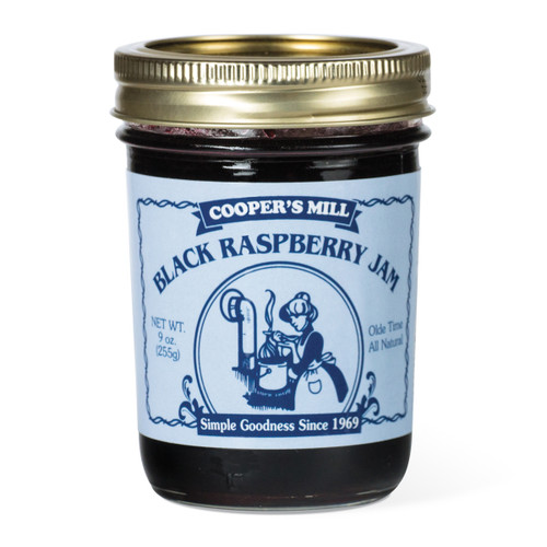 Black Raspberry Jam - Half Pint