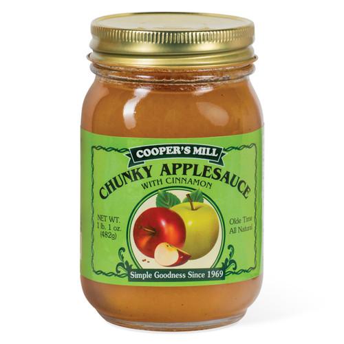 Chunky Applesauce With Cinnamon Pint