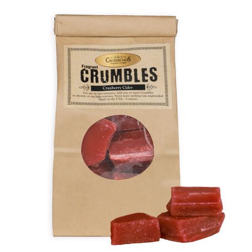 Cranberry Cider - Crumbles