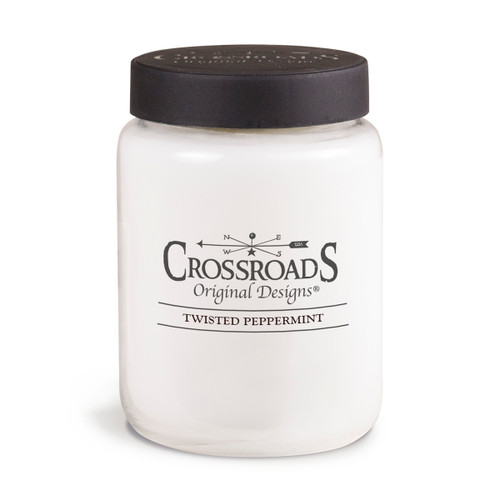 Twisted Peppermint - 26 oz. Candle