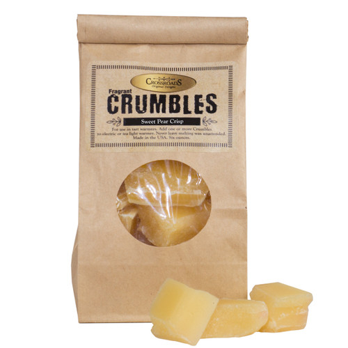 Sweet Pear Crisp - Crumbles