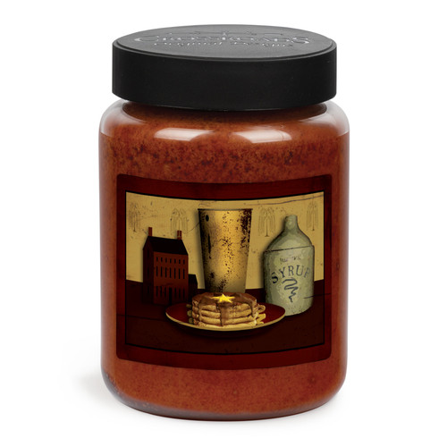 BMS26-BJ7 Candle With Artwork