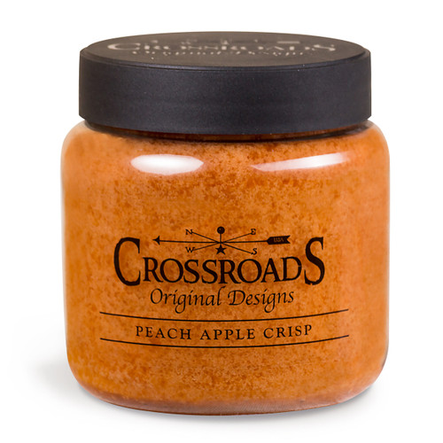 Peach Apple Crisp - 16 oz. Candle