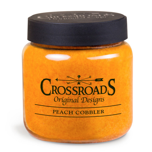 Peach Cobbler - 16 oz. Candle
