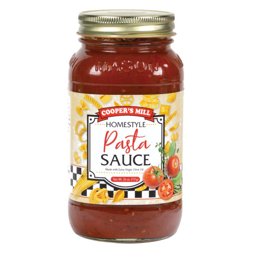 Homestyle Pasta Sauce - 26 oz.