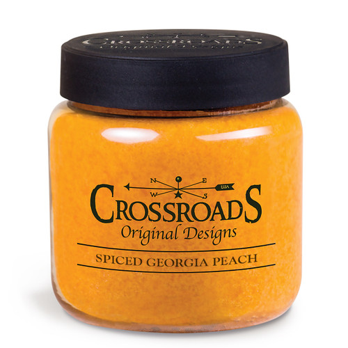 Spiced Georgia Peach - 16 oz. Candle