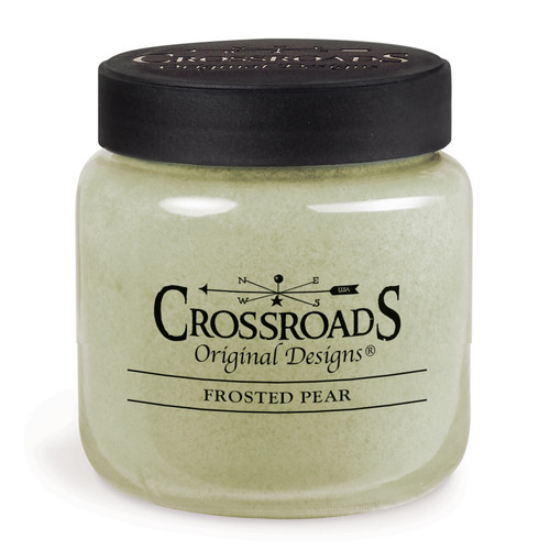 Frosted Pear - 16 oz. Candle