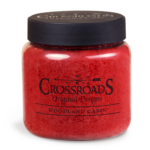 Woodland Cabin - 16 oz. Candle