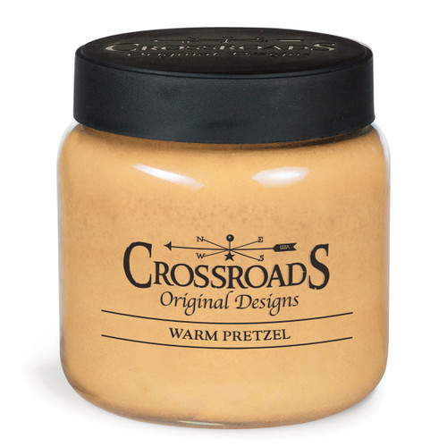 Warm Pretzel - 16 oz. Candle