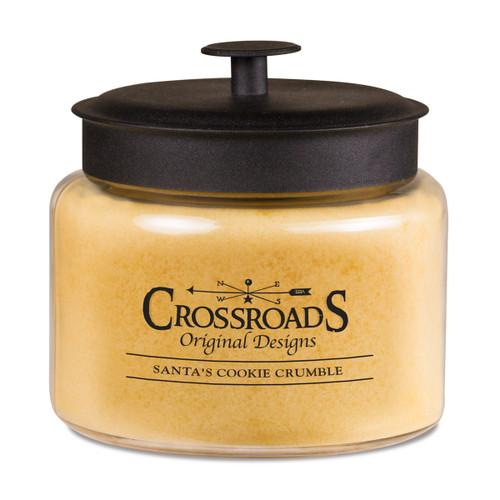 Santa's Cookie Crumble - 48 oz. Candle