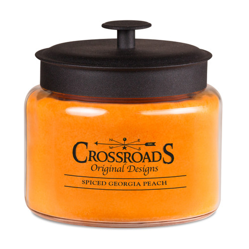 Spiced Georgia Peach - 48 oz. Candle