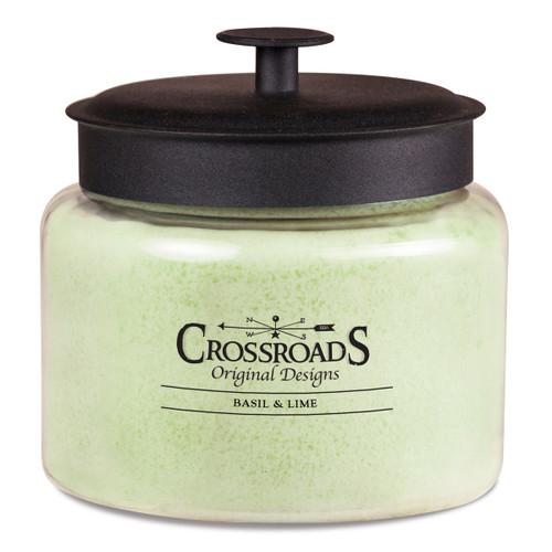 Basil & Lime - 64 oz. Candle