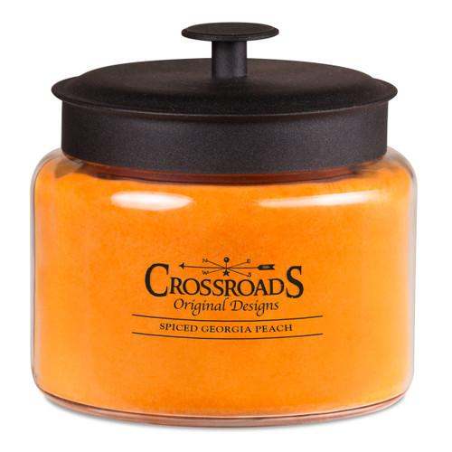 Spiced Georgia Peach - 64 oz. Candle