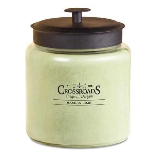 Basil & Lime - 96 oz. Candle