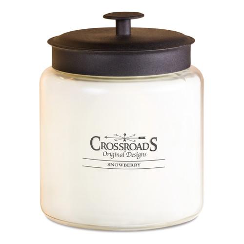 Snowberry - 96 oz. Candle