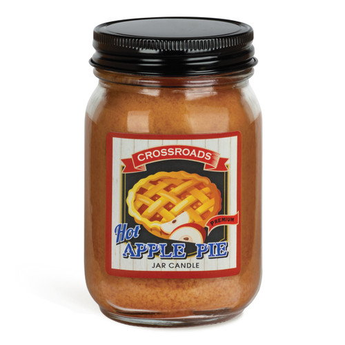 Hot Apple Pie - 12 oz. Pint Candle