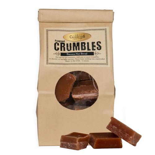 Banana Nut Bread - Crumbles