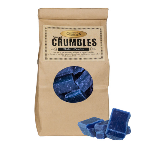 Blueberry Pancakes - Crumbles