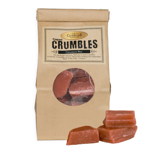 Cinnamon Bun - Crumbles