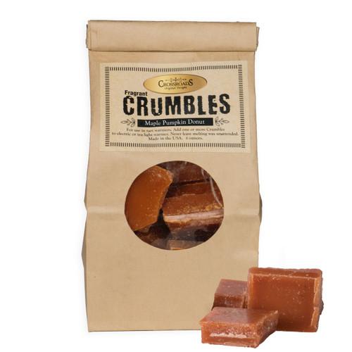 Maple Pumpkin Donut - Crumbles