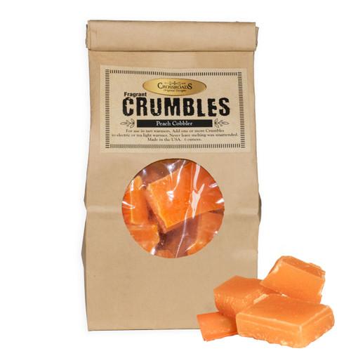Peach Cobbler - Crumbles