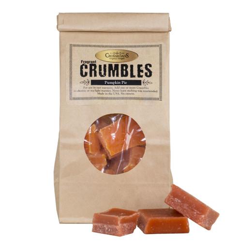 Pumpkin Pie - Crumbles