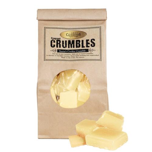 Santa's Cookie Crumble - Crumbles