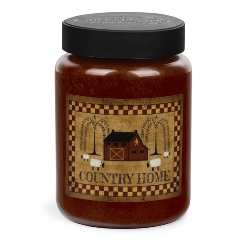 FH26-COD318 Candle With Artwork