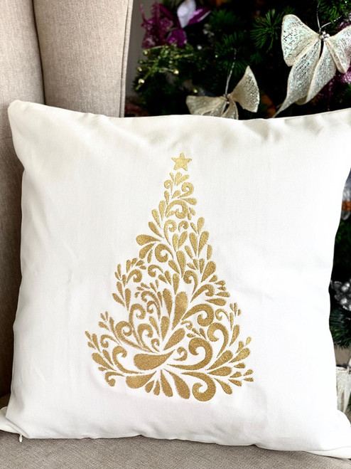 Christmas Design Cushion Cover