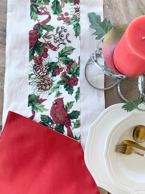 Christmas Design Table Runner