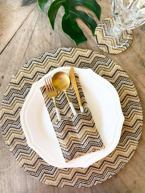 Round Placemat Series