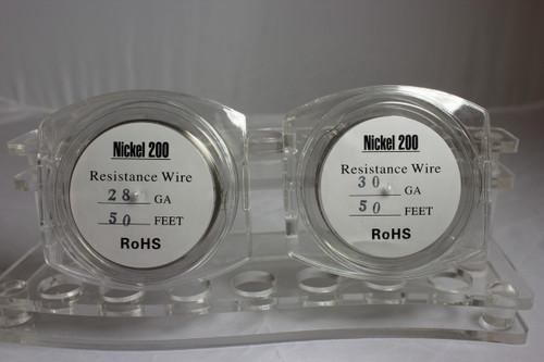 Ni200 (Nickel) 28 Gauge Wire 50ft