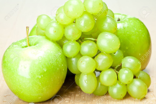 Green Apple Grape Nic Salt