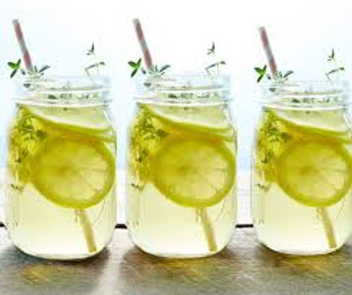 Lemon Green Tea Nic Salt
