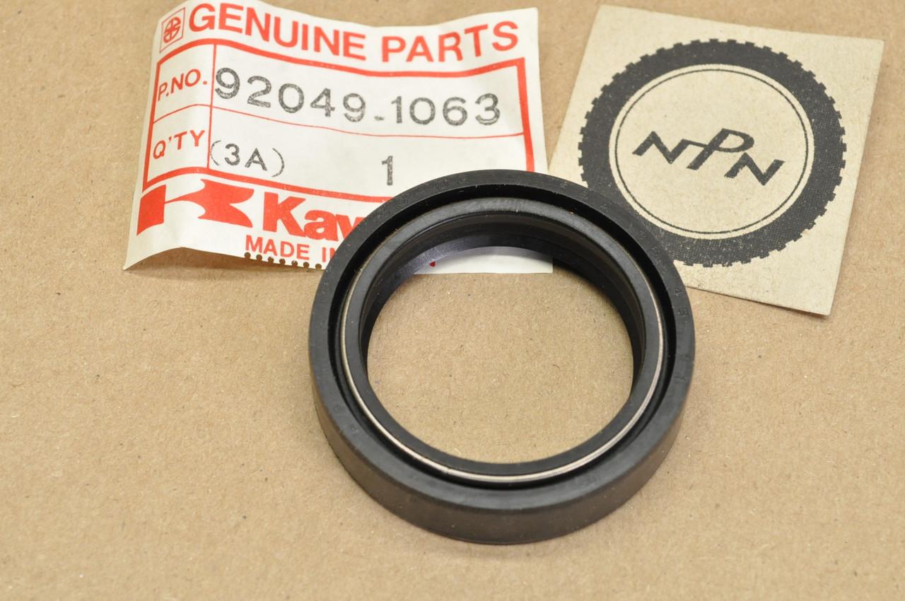 Fork Seals  Kawasaki  KX125  KDX175  KLX250  KLR250  EN500  EX500  KZ750  KZ1000