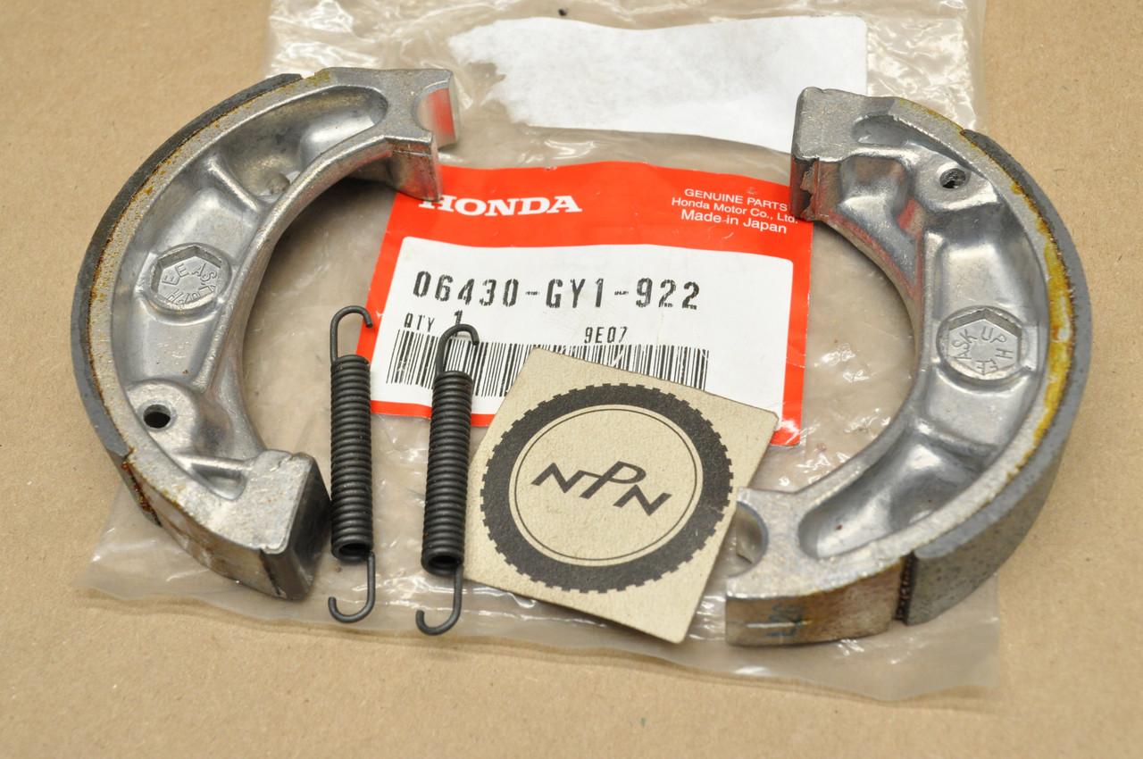 NOS Honda 1994-2000 SA50 Elite Wheel Brake Shoe Kit Set 06430-GY1-922