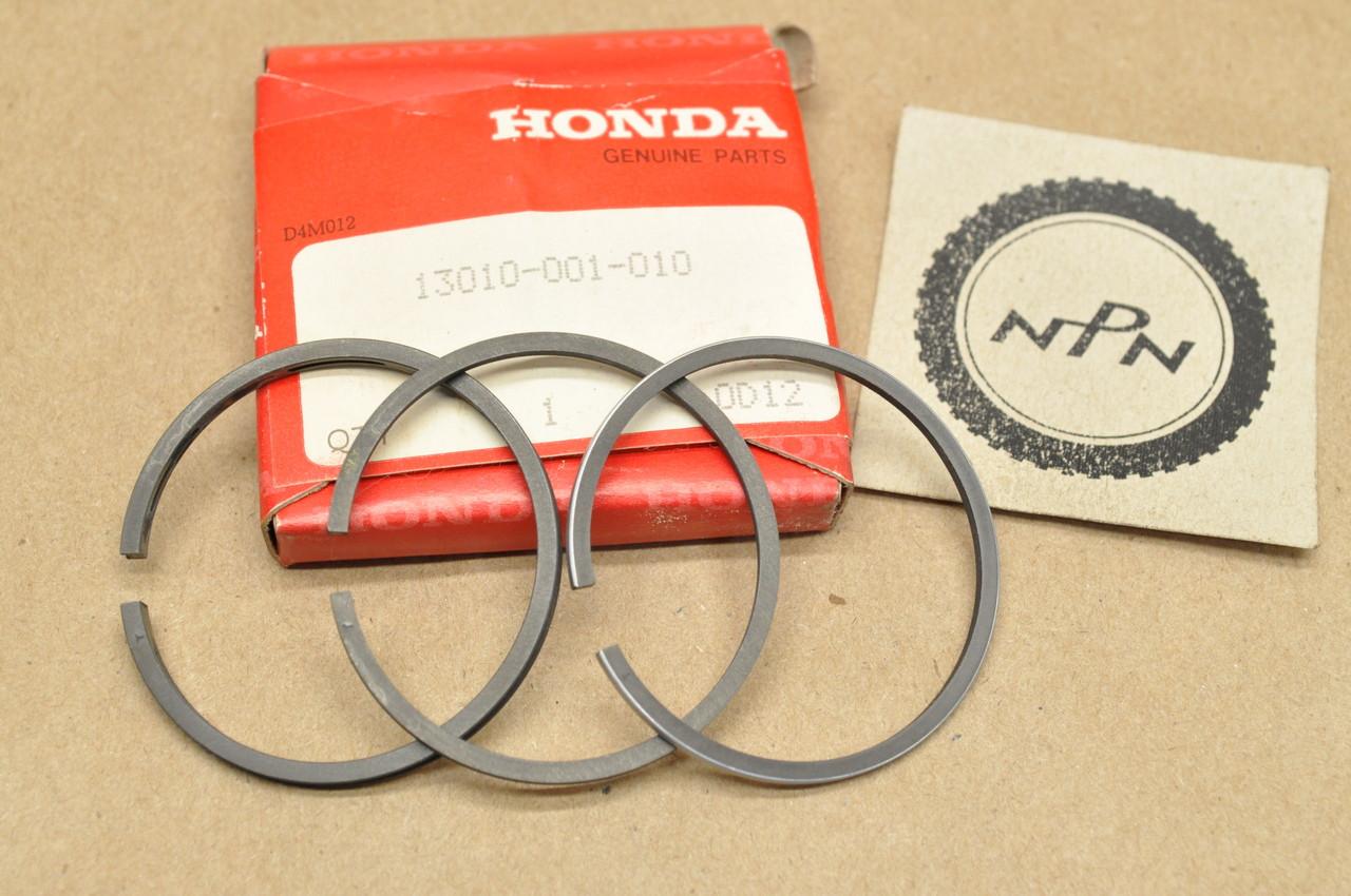 New Yamaha YM-1 Piston Rings Standard Size