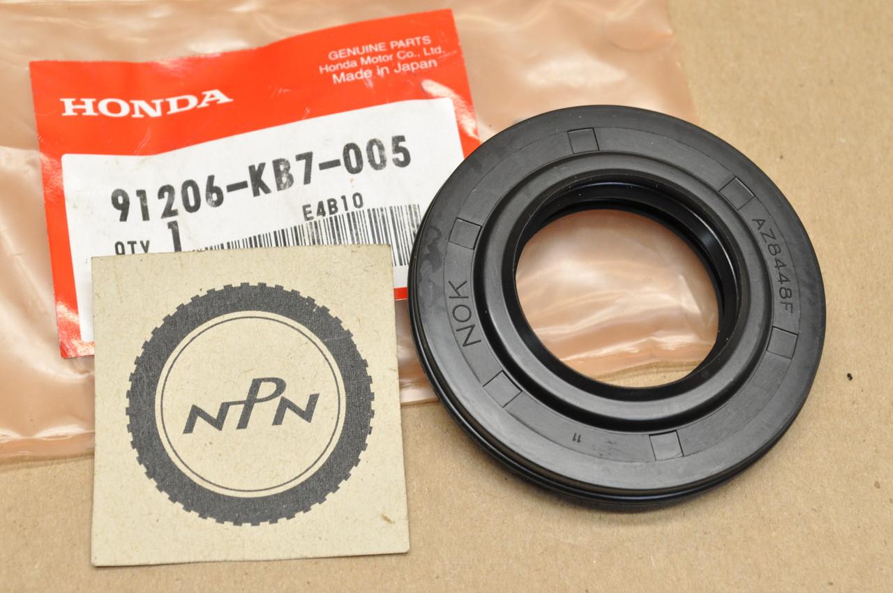 NOS Honda FT500 Ascot XL250 XL500 XR250 XR500 Transmission Oil Seal 91206-KB7-005