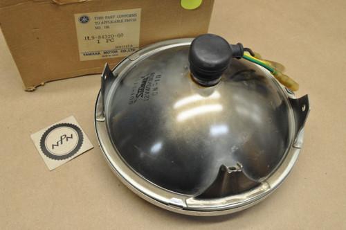 NOS Yamaha 1976-77 XS360 1977-79 XS400 Head Light Sealed Beam 1L9-84320-60