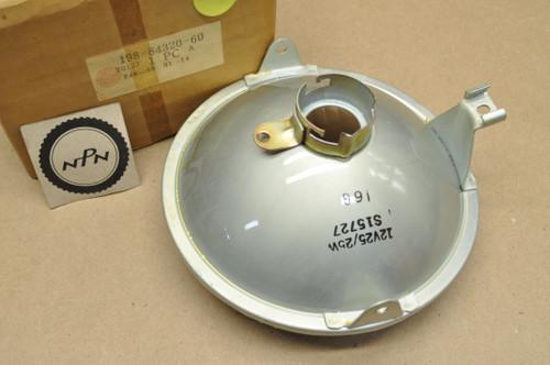NOS Yamaha 1969-70 L5T 1968-69 YG5 1967 YL2 1968 YLCM Koito Head Light Lens 12V 25/25W 198-84320-60